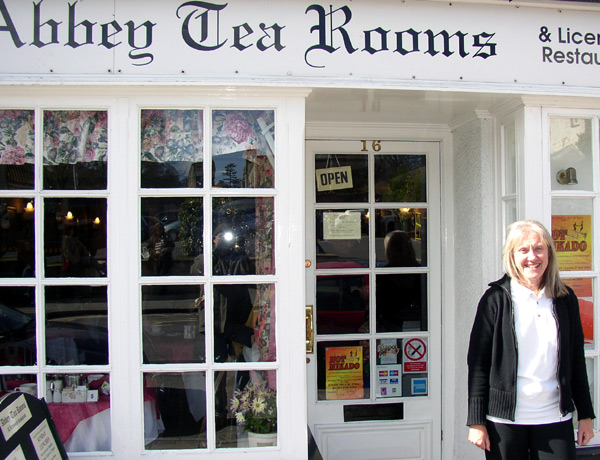 Abbey Tea Rooms Success